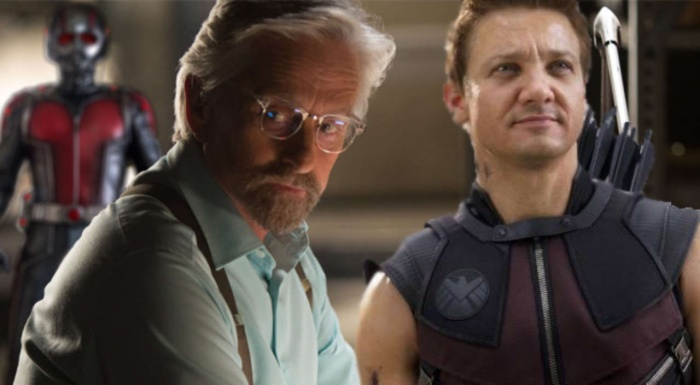 Ant Man and The Wasp Jeremy Renner Clint Burton Ojo de Halcón 002 1