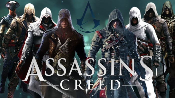 Assassin's Creed 001