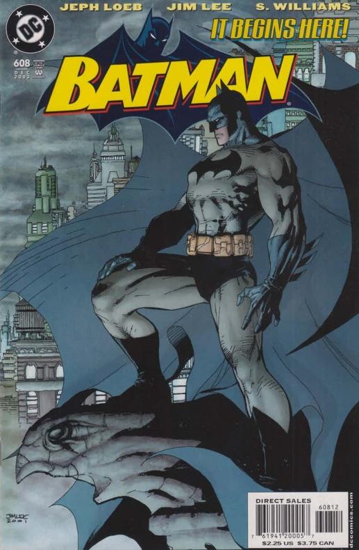 Batman 608 jim lee full
