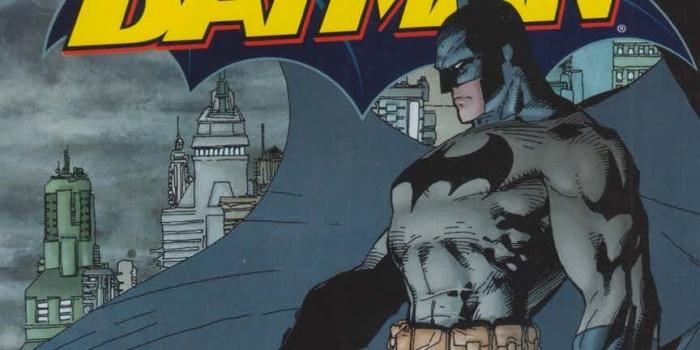 Batman 608 jim lee