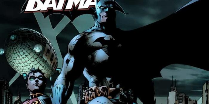 Batman 619 jim lee