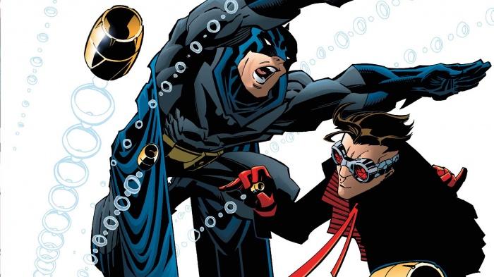 Batman Brubaker Sin miedo 1