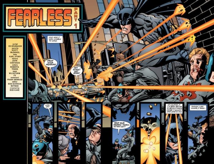 Batman Brubaker Sin miedo 3