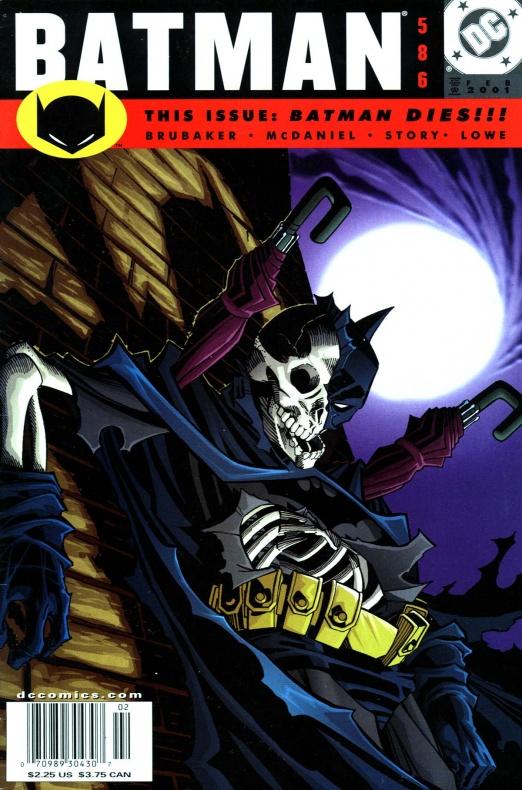 Batman Brubaker Sin miedo 4