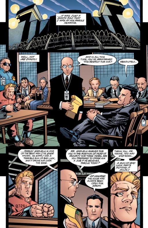 Batman Brubaker Sin miedo 5