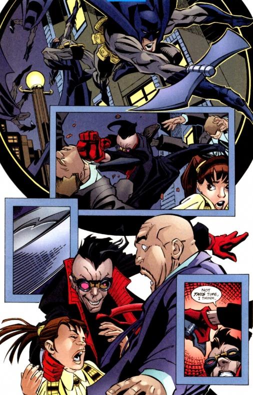 Batman Brubaker Sin miedo 6