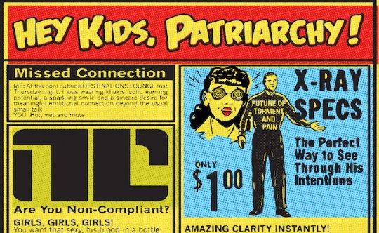 Bitch Planet Publicidad