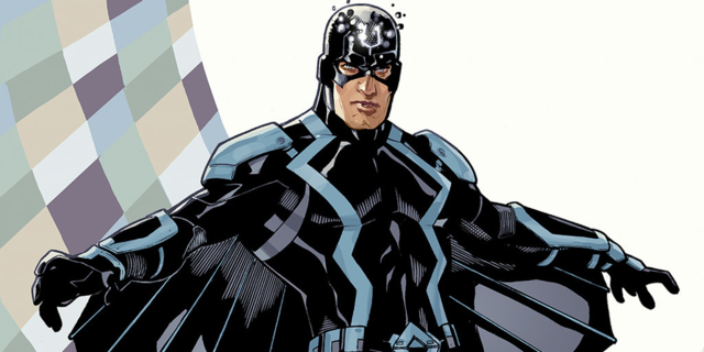 Marvel's The Inhumans Rayo Negro Inhumanos