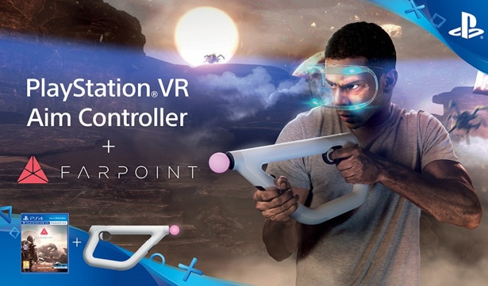 Bundle Farpoint + PS VR Aim Controller 1