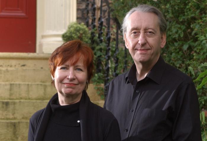 Bryan y Mary Talbot