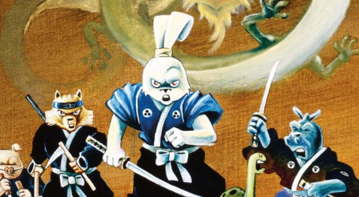 Reseña de 'Usagi Yojimbo Fantagraphics Collection' vol.1