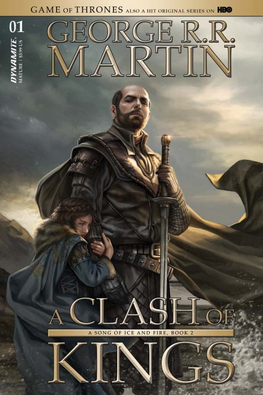 Choque de reyes A clash of kings Dynamite portada 2