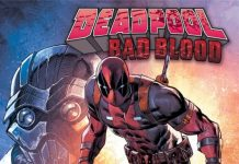 Deadpool Bad Blood Rob Liefeld Marvel