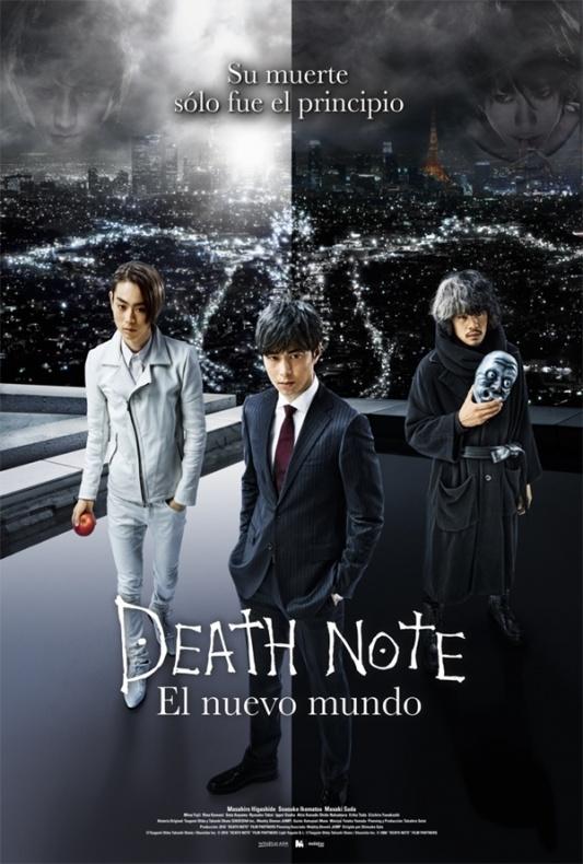 Death Note El Nuevo Mundo