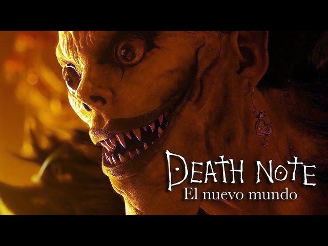 Death Note El nuevo mundo 002