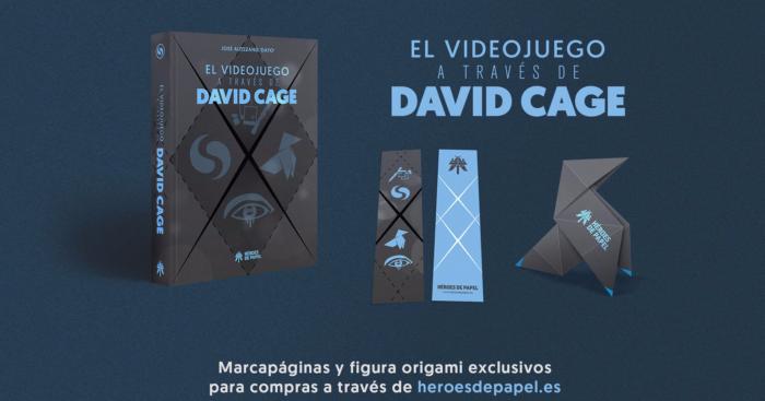 El videojuego a través de David Cage