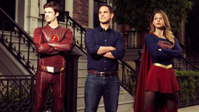Flash Berlanti Supergirl