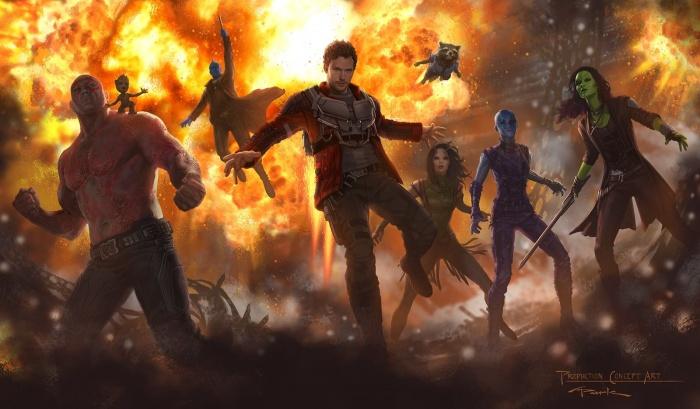 Guardianes de la Galaxia Vol. 2
