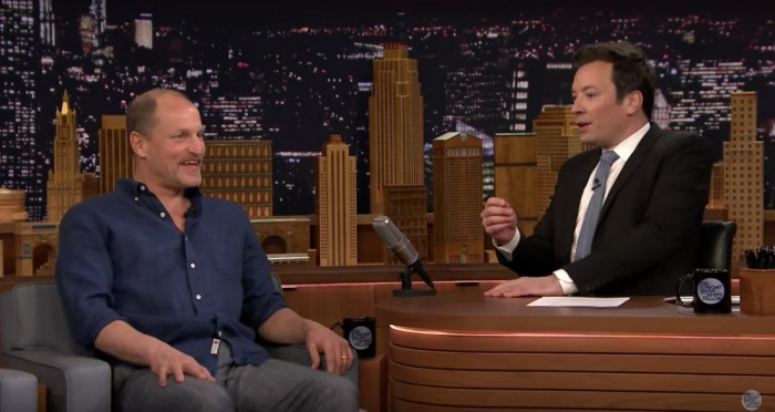 Han Solo Woody Harrelson Jimmy Fallon