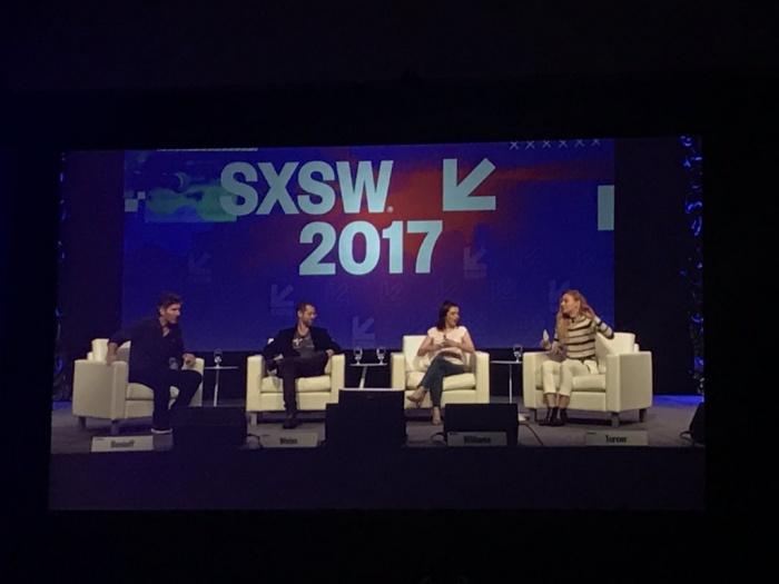 Juego de Tronos - panel SXSW 2017