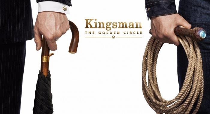 Kingsman El Círculo Dorado 002