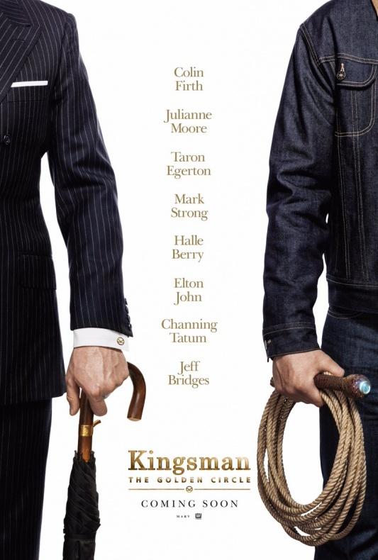 Kingsman El Círculo Dorado