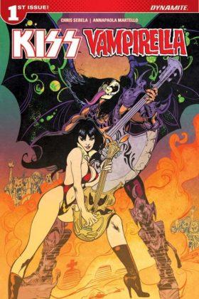 Kiss Vampirella 001