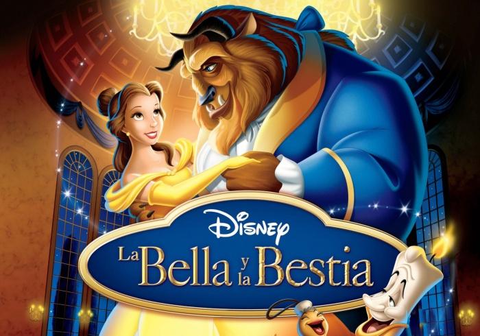 La Bella y la Bestia Logo