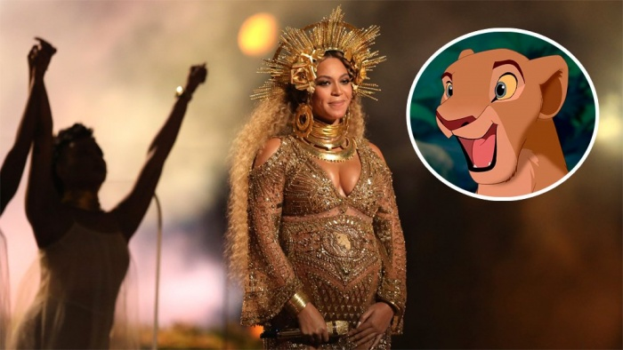 Lion King Beyonce Disney
