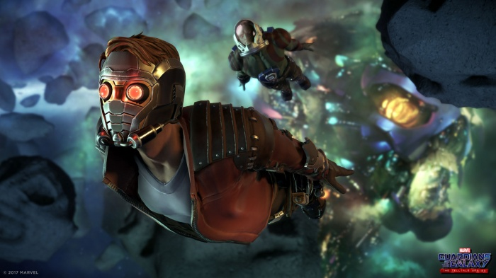 Marvels Guardians of the Galaxy The Telltale Series 001