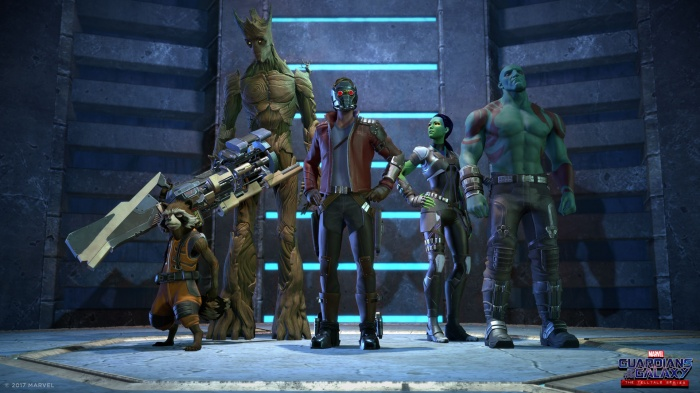 Marvels Guardians of the Galaxy The Telltale Series 003