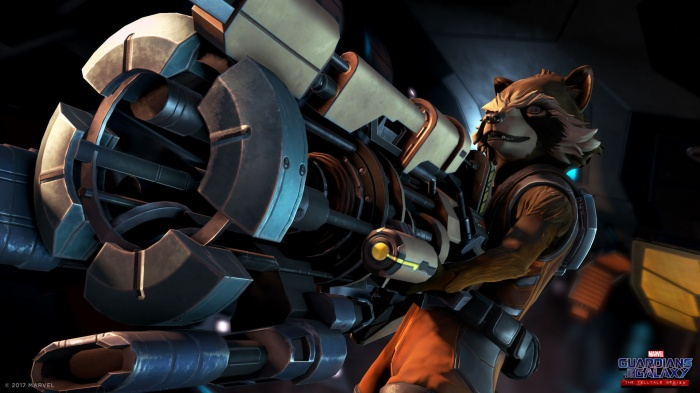 Marvels Guardians of the Galaxy The Telltale Series 004