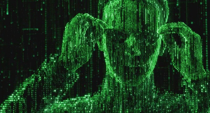 Matrix Reloaded - Neo Forming