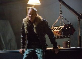 Michael Keaton en Spiderman Homecoming