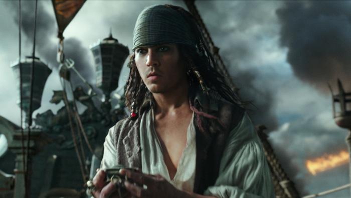 Piratas del Caribe La Venganza de Salazar 002