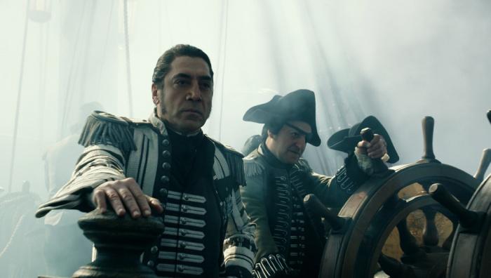 Piratas del Caribe La Venganza de Salazar 003