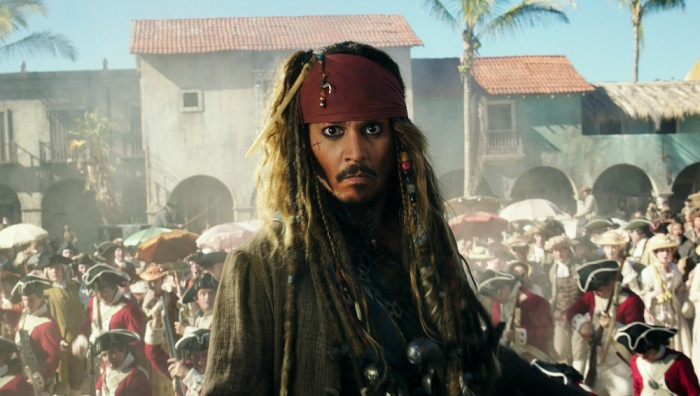 Piratas del Caribe La Venganza de Salazar 007