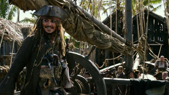 Piratas del Caribe La Venganza de Salazar 009