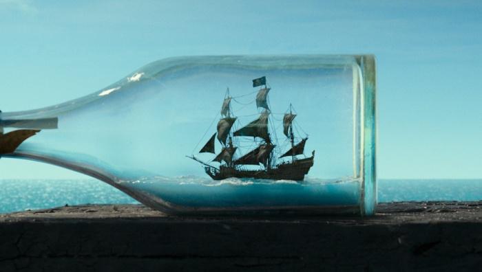Piratas del Caribe La Venganza de Salazar 011