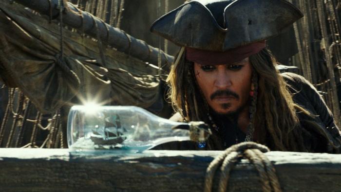 Piratas del Caribe La Venganza de Salazar 013