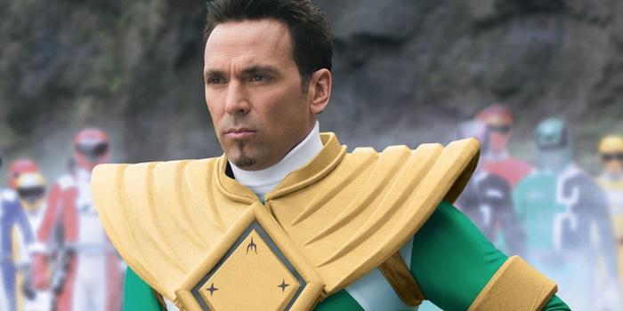 Power Ranger Ranger Verde