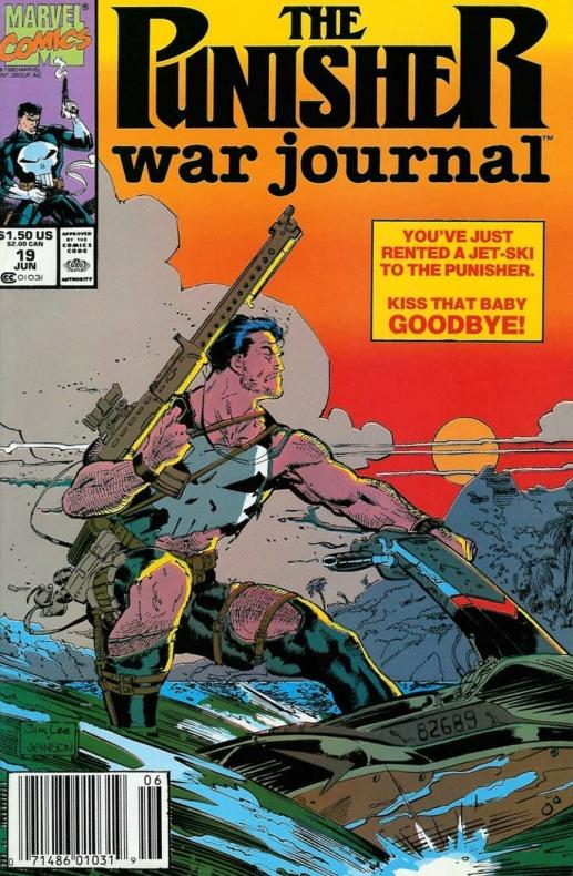 Punisher War Journal 19 full