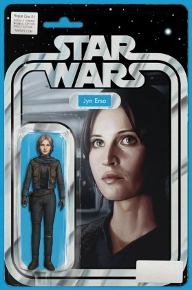 Rogue One 1 Marvel Star Wars 007