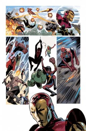 Secret Empire 0 Preview 3