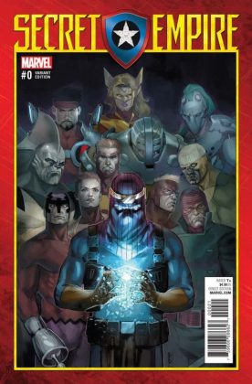 Secret Empire 0 Reis Variant
