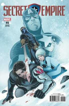 Secret Empire 0 Torque Variant