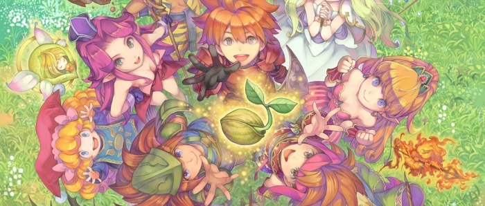 Seiken Densetsu Collection switch