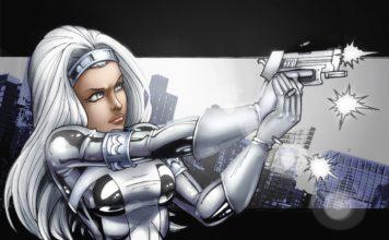 Silver Sable 001