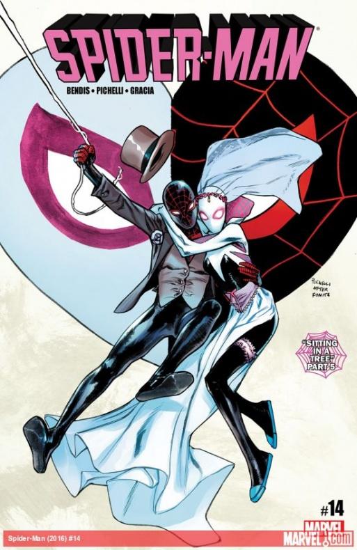 Spider Man 14 Marvel DC Comics