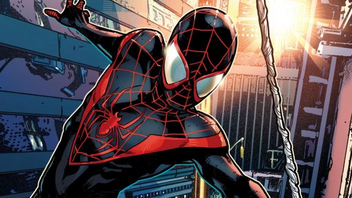Spider Man DC Comics Marvel 002